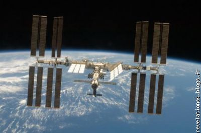 station spatiale iss